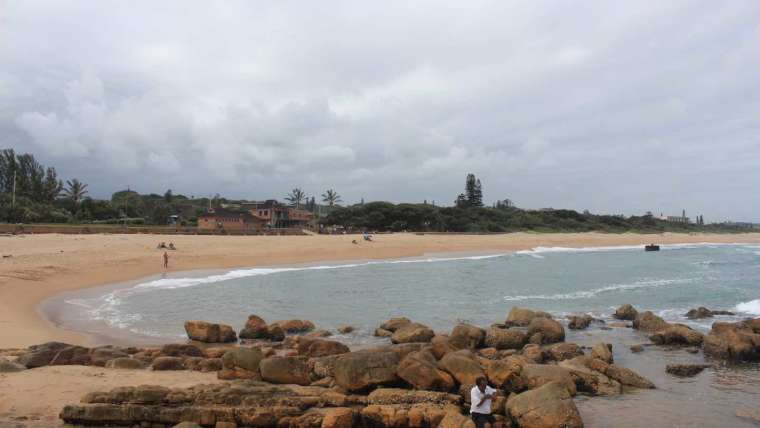 Blue Flag Beaches: Hibberdene Beach