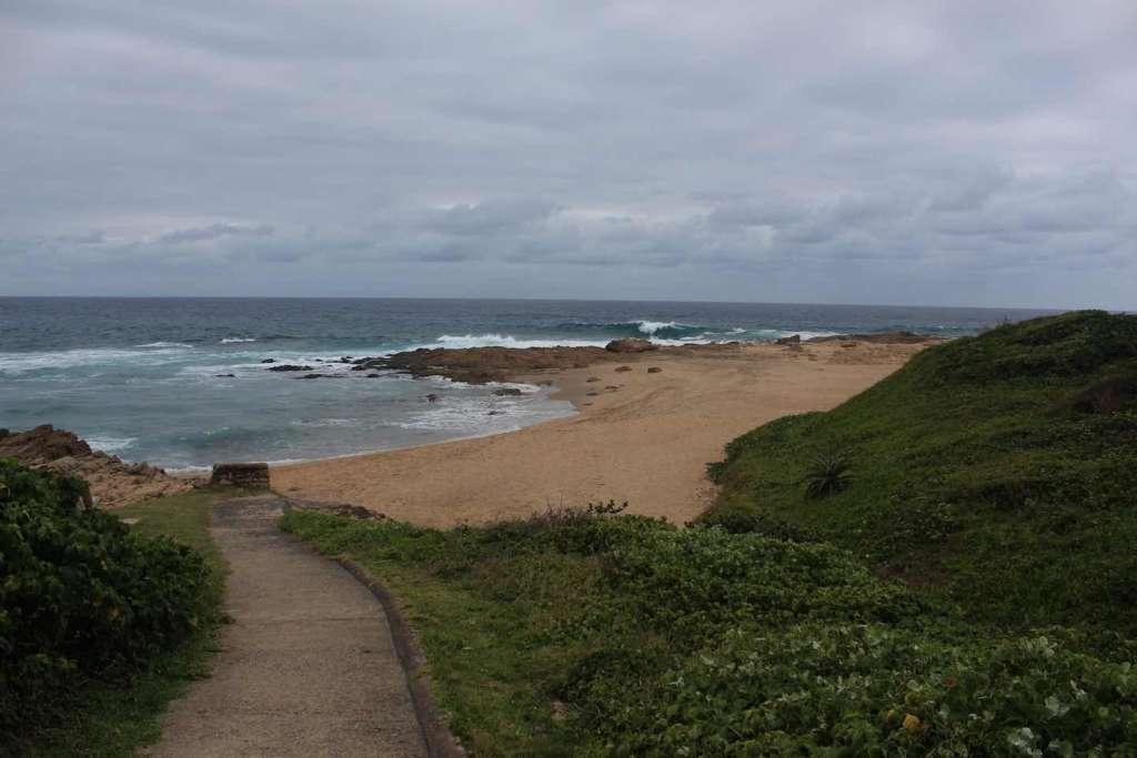 Umzumbe Beach