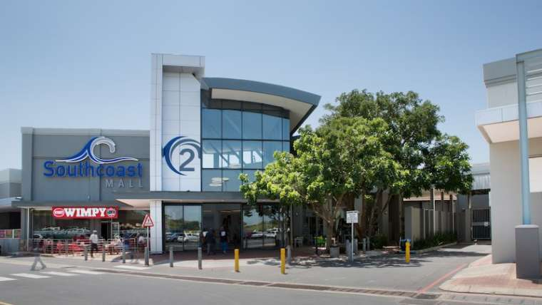 South Coast Mall