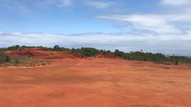 Worlds Smallest Desert