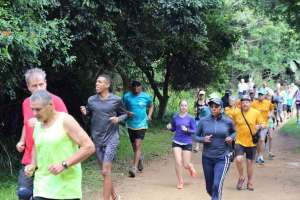 Umdoni Park Run