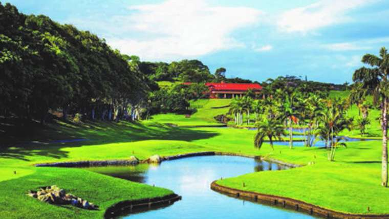 San Lameer Country Club