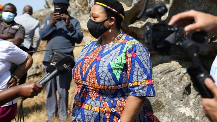 MEC visits KZN South Coast rural tourism sites and monitors airport revamp
