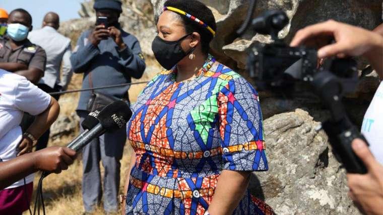 Tourism MEC visits KZN South Coast's rural tourism sites