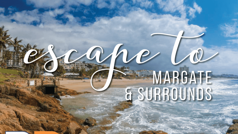 Escape to Margate and Surrounds