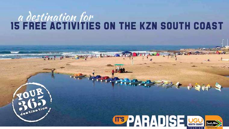 15 free activities on the KZN South Coast