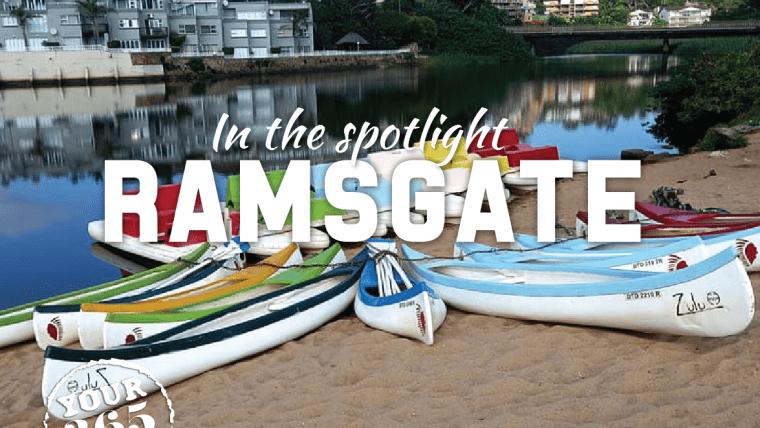 In the spotlight : Ramsgate