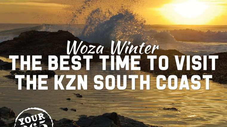Winter is the new summer along the KZN South Coast