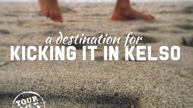 Kicking it in Kelso