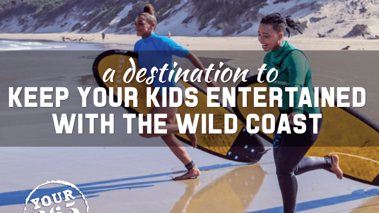 Keep the kids entertained with the Wild Coast Sun