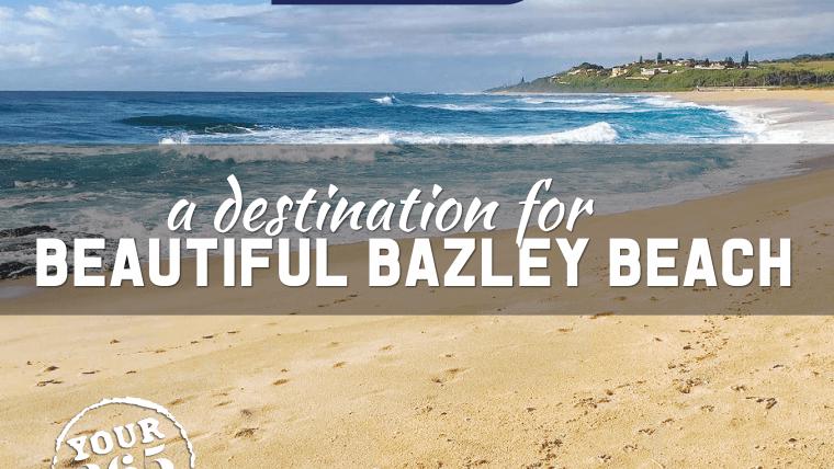 Lovely Bazley and Bazley Beach