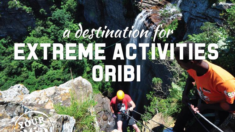 Extreme activities in Oribi