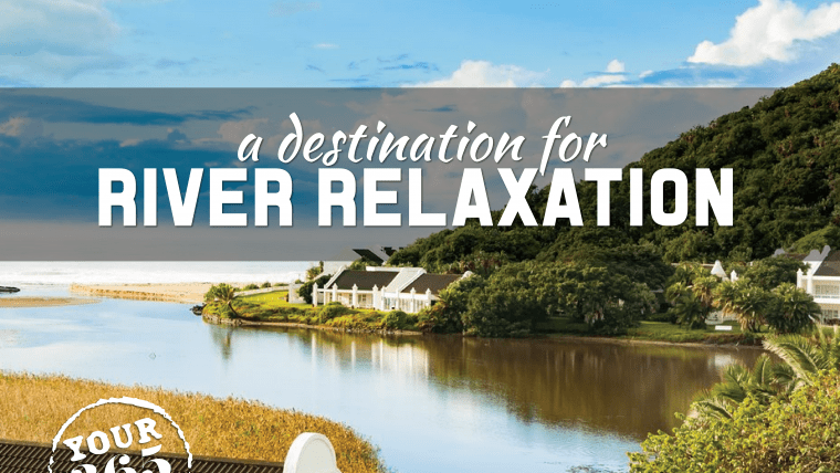 River relaxation along the South Coast